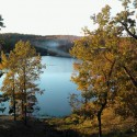 Lake Sherwood Fall In Hardy Arkansas